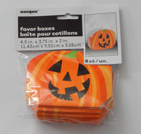 Pumpkin Favour Boxes (8)